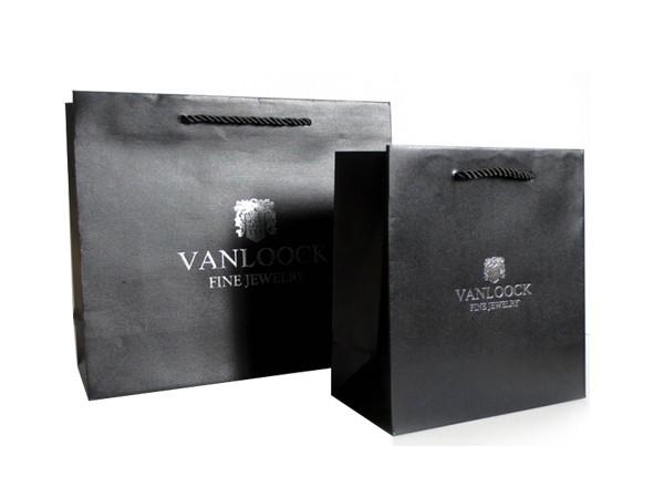 Black Special Paper Bag