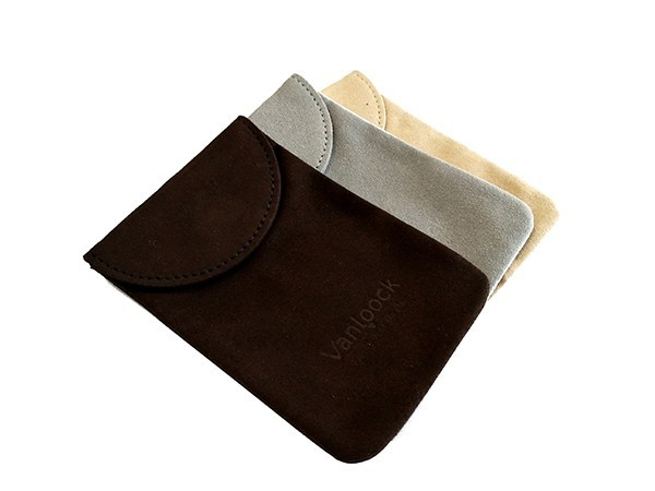 Jewelry Pouch with Magnet Closure