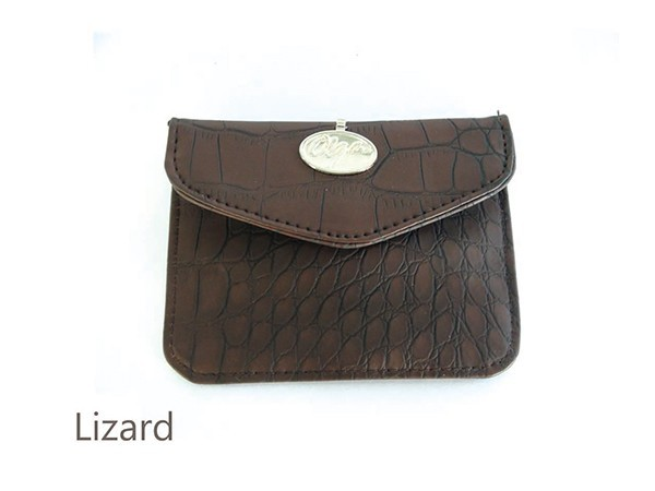 Brown PU Pouch