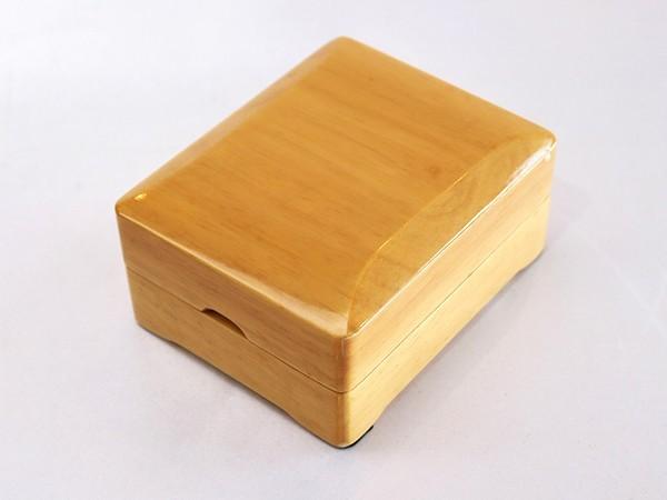 MDF Box with Beige  Glossy Praint