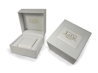 Paper watch box