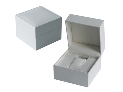 Touchable paper watch box