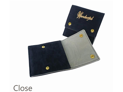 Classic Jewelry Pouch in Snap Closure