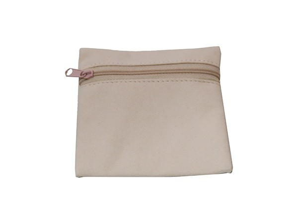 Jewelry Pouch with Zipper