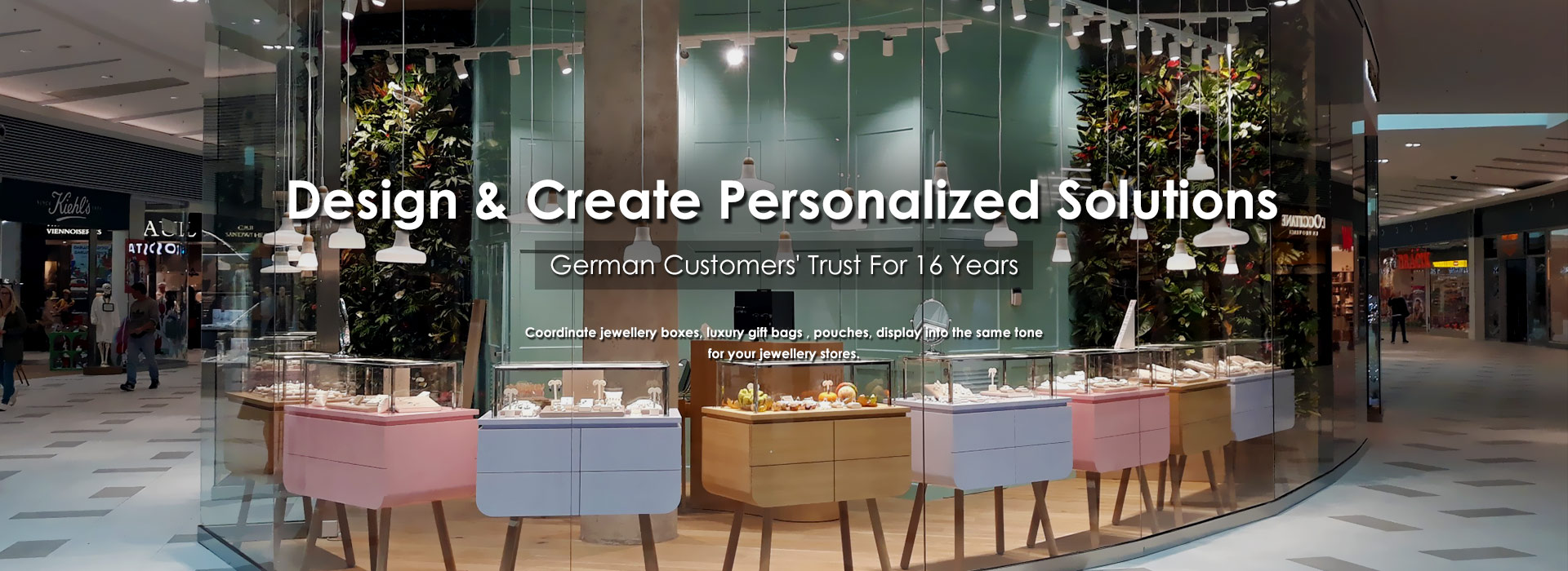 Design & Create Personalized Solutions