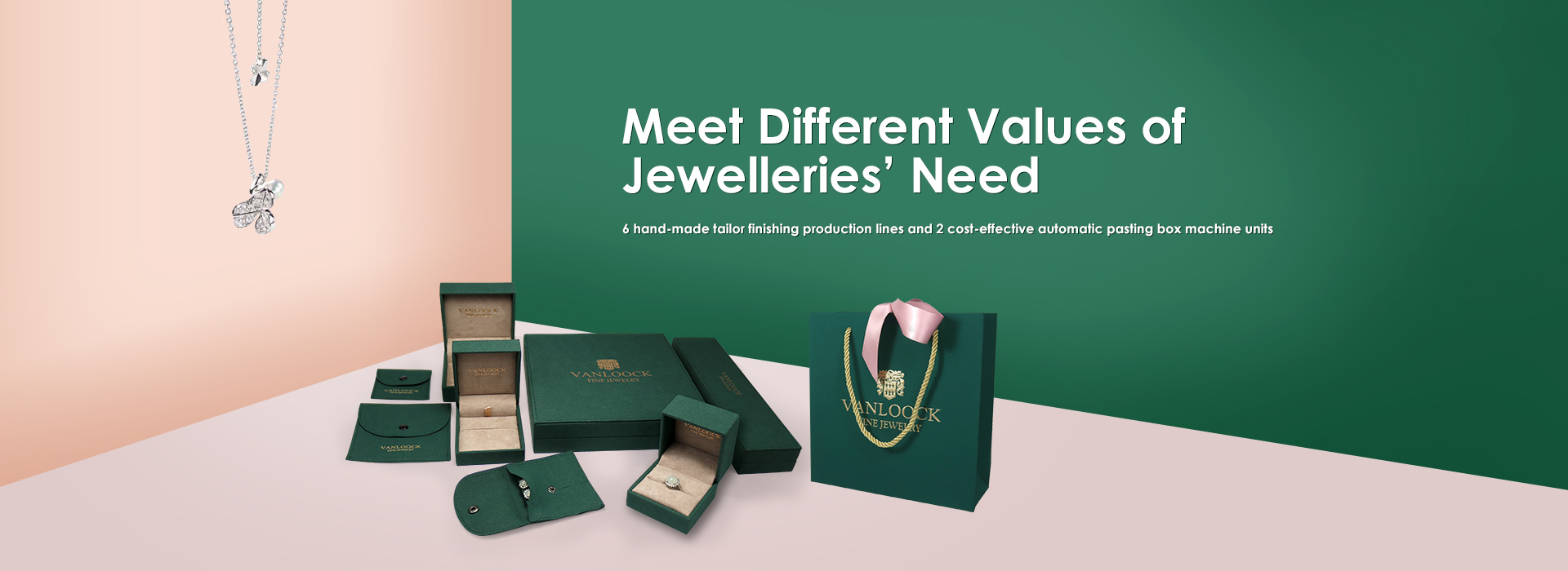 Multipack: Meet different values of jewelleries' need