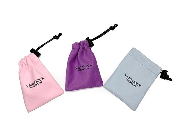 Soft Mircofiber pouch