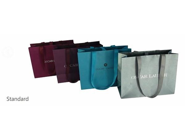 Satin Cloth Paper Bag