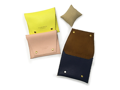 High-end Pouches for Watch and Bracelet