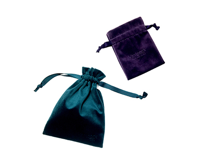 Cost-effective Shiny Velvet Pouch