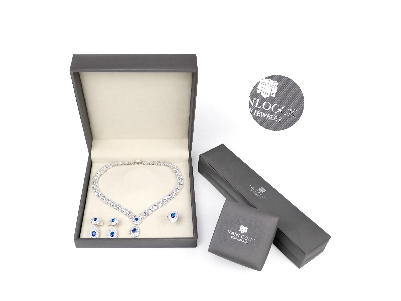 Fancy Allochroic Jewellery Boxes